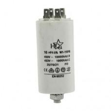 CONDENSADOR 16 µF 450V