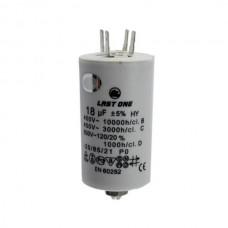 CONDENSADOR 18 µF 450V