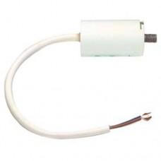 CONDENSADOR 16 µF 450V COM CABO