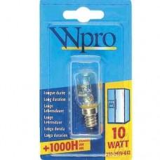 LAMPADA WHIRLPOOL E12   10W