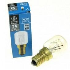 LAMPADA E14 DO FORNO 300º 25W