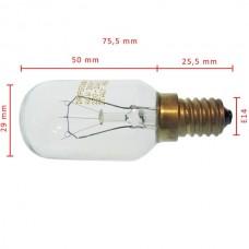LAMPADA DE FORNO 40W 300º