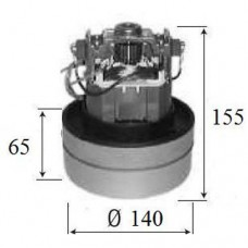 MOTOR ASPIRADOR DSTD 30 1000W *