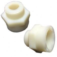 CASQUILHO 1/2 MACHO FEMEA PLASTICO TERMOACUMU