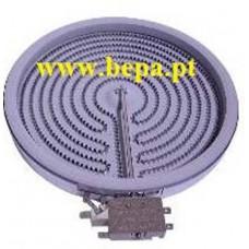 PLACA PARA VITROCERAMICA 2100W 230V 23 Ø M/M