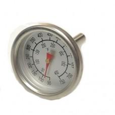 TERMOMETRO C/ HASTE P/ FORNO ( 50º A 750º)