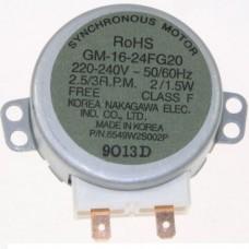 MOTOR GIRA PRATOS MICROONDAS SSM-16H GM-16-24